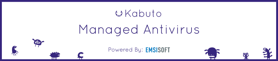 Kabuto Managed Antivirus is Now Available