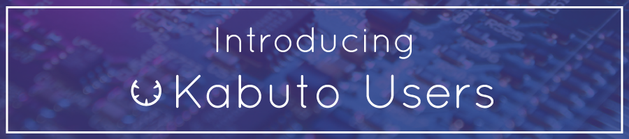 Kabuto Users is Now Available